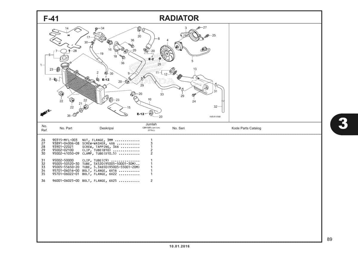 f41 radiator - 2