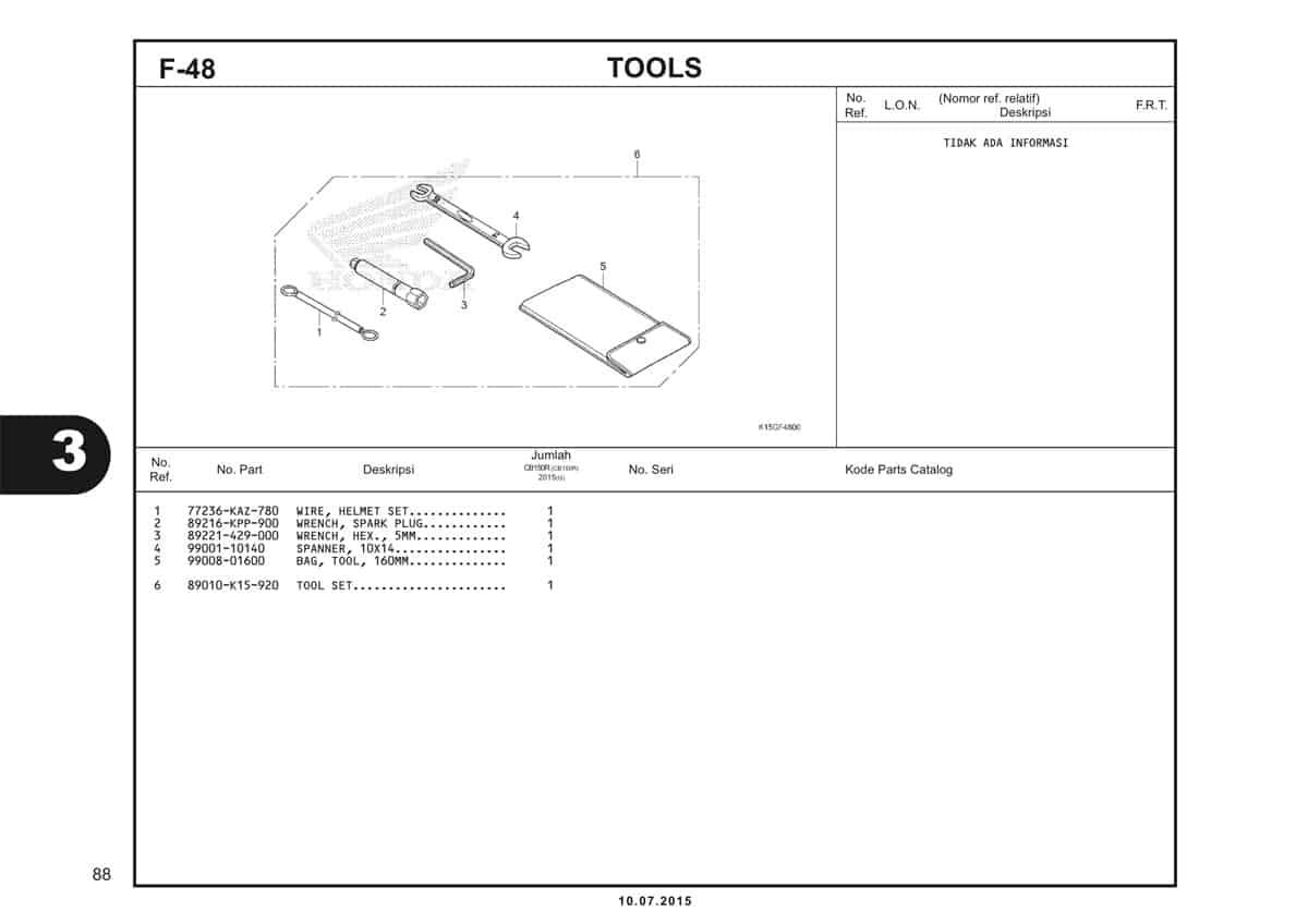 F48 Tools