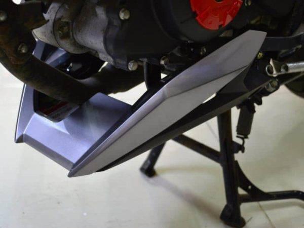 Undercowl Resmi New CB 150R – Silver