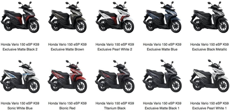 Hasil gambar untuk Honda Vario 150 Esp