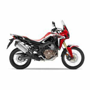CRF 1000 L Africa Twin Red White