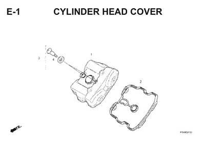 E1 Cylinder Head Cover Thumb