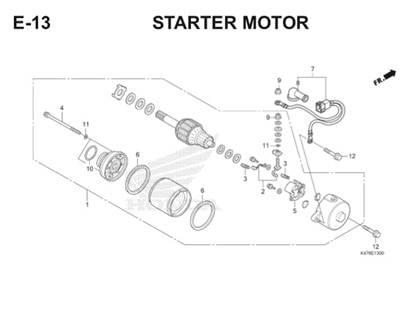 E13 Starter Motor Katalog Blade K47 Thumb