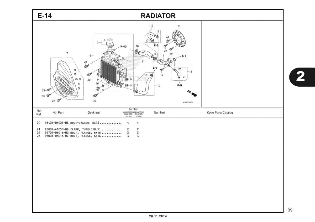 E14 Radiator 2