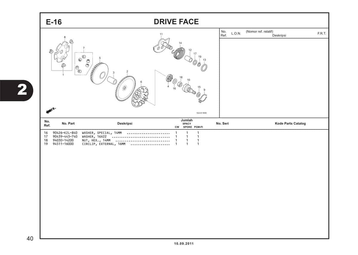 E16 Drive Face 2