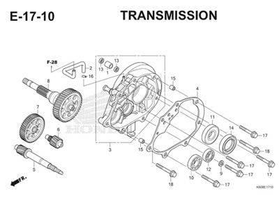E17 10 Transmission Thumb