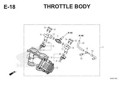 E18 Throttle Body Thumb