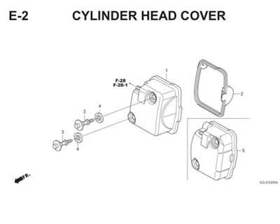 E2 Cylinder Head Cover Thumb
