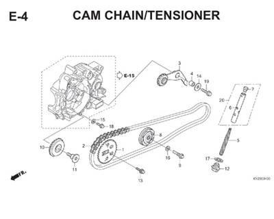 E4 Cam Chain Tensionse Thumb