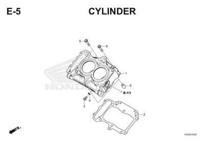 E5 Cylinder Thumb