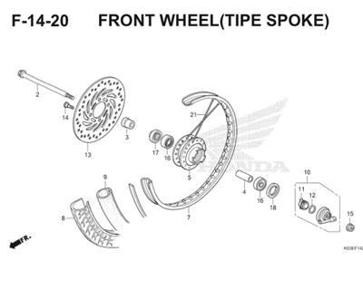 F14 20 Front Wheel Thumb