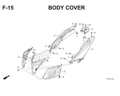 F15 Body Cover Thumb