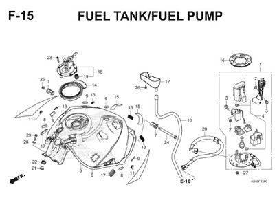 F15 Fuel Tank Fuel Pump Thumb