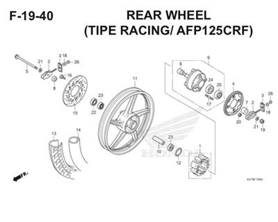 F19 40 Rear Wheel Katalog Blade K47 Thumb