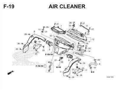 F19 Air Cleaner Thumb