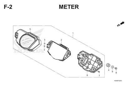 F2 Meter Thumb