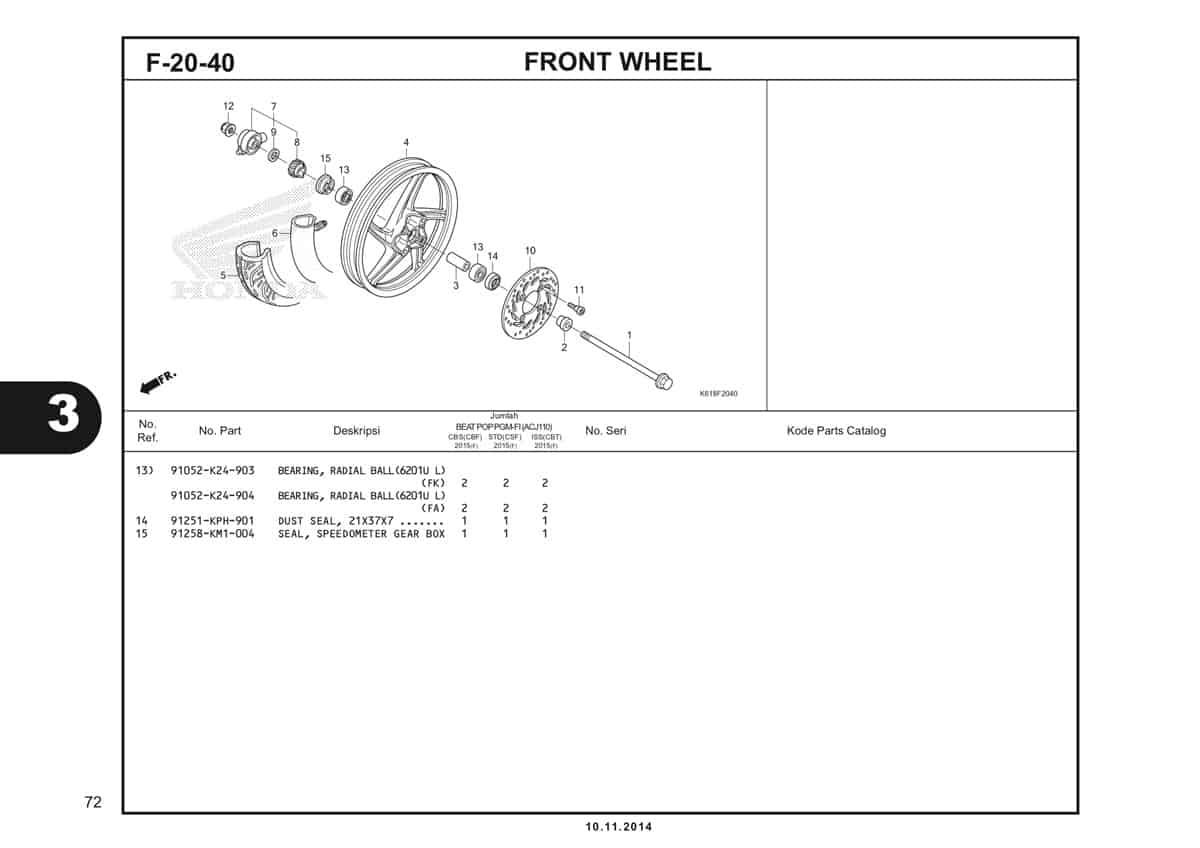 F20 40 Front Wheel 2