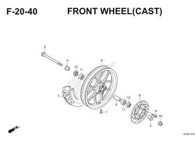 F20 40 Front Wheel Thumb