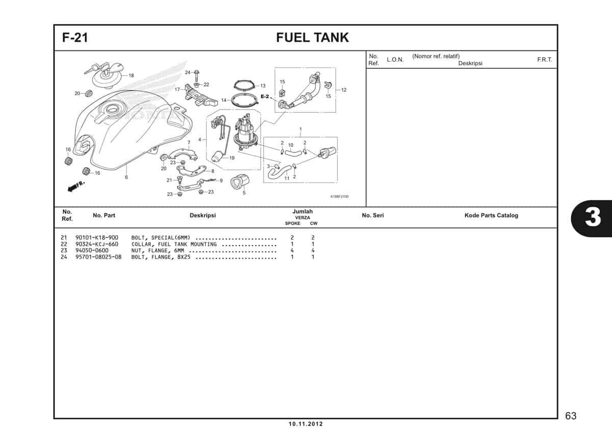 F21 Fuel Tank 2