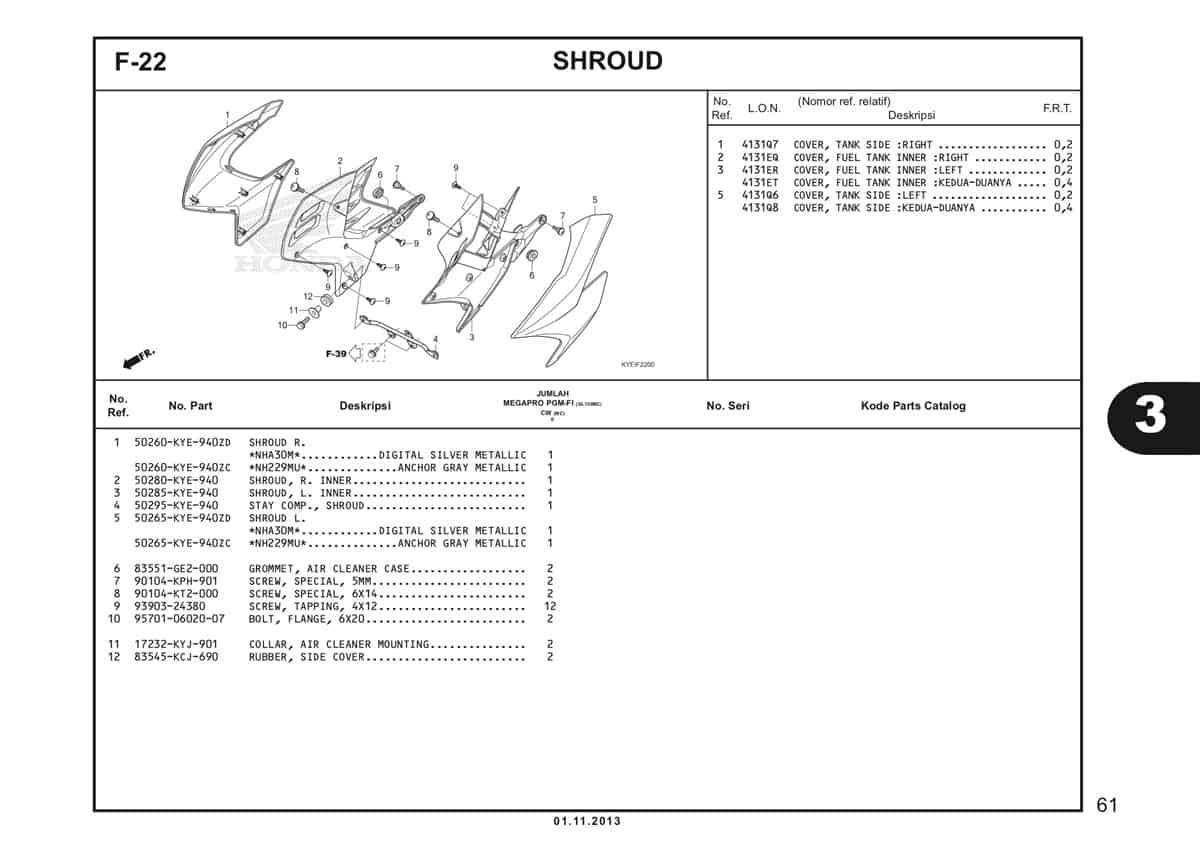 F22 Shroud