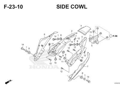 F23 10 Side Cowl Thumb