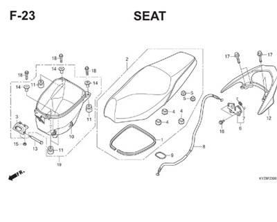 Wiring Diagram Honda Verza