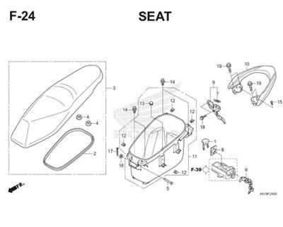 F24 Seat Thumb