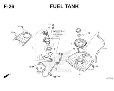 F26 Fuel Tank Thumb