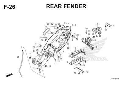 F26 Rear Fender Thumb
