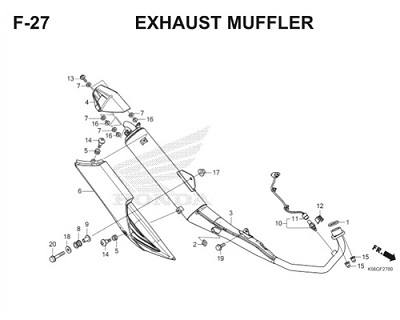 F27 Exhaust Muffler Thumb