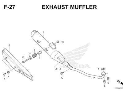 F27 Exhaust Muffler Thumb