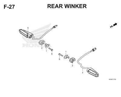 F27 Rear Winker Thumb