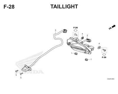 F28 Taillight Thumb
