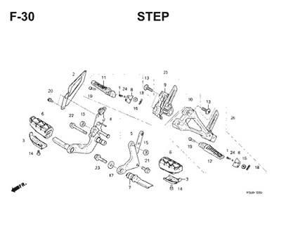 F30 Step Thumb