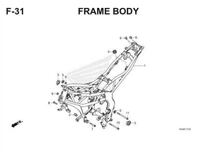 F31 Frame Body Thumb