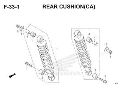 F33 1 Rear Cushion Thumb