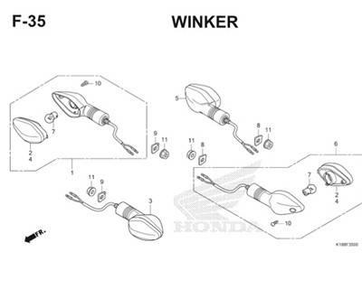F35 Winker Thumb