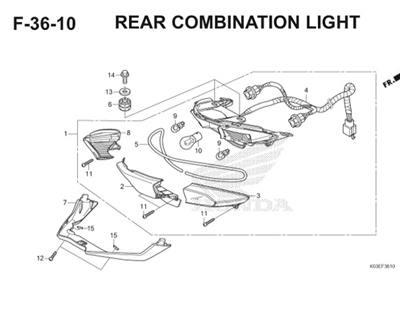 F36 10 Rear Combination Light Thumb