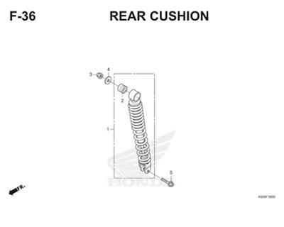 F36 Rear Cushion Thumb