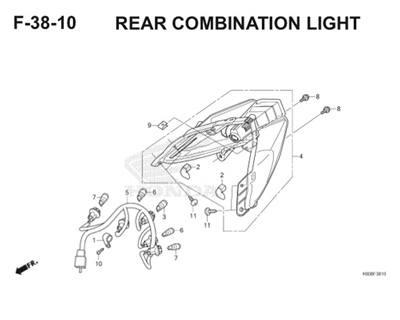 F38 10 Rear Combination Light Thumb