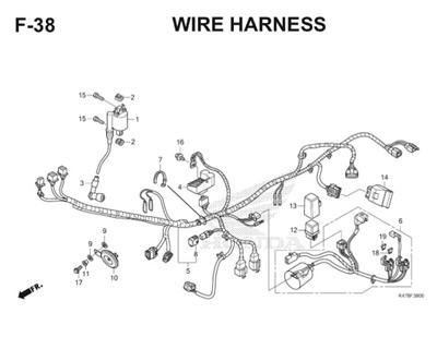 F38 Wire Harness Katalog Blade K47 Thumb
