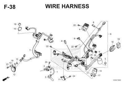 Katalog Suku Cadang Honda Supra GTR 150 K56F on
