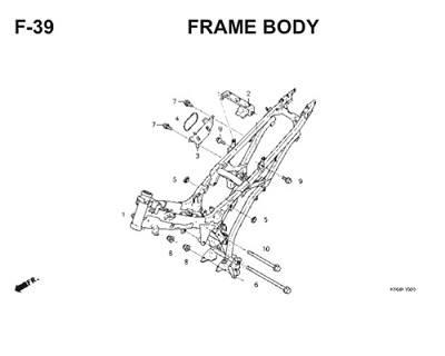 F39 Frame Body Thumb