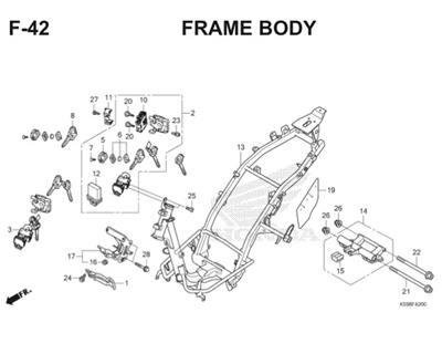 F42 Frame Body Thumb