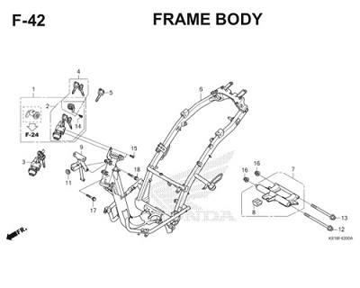 F42 Frame Body Thumb