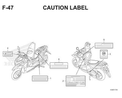 F47 Caution Label Thumb