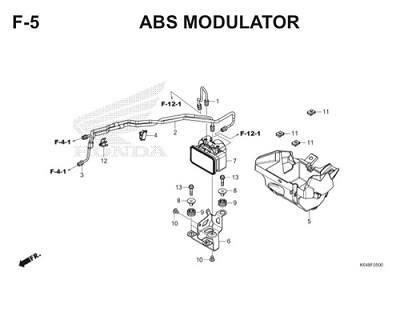F5 ABS Modulator Thumb