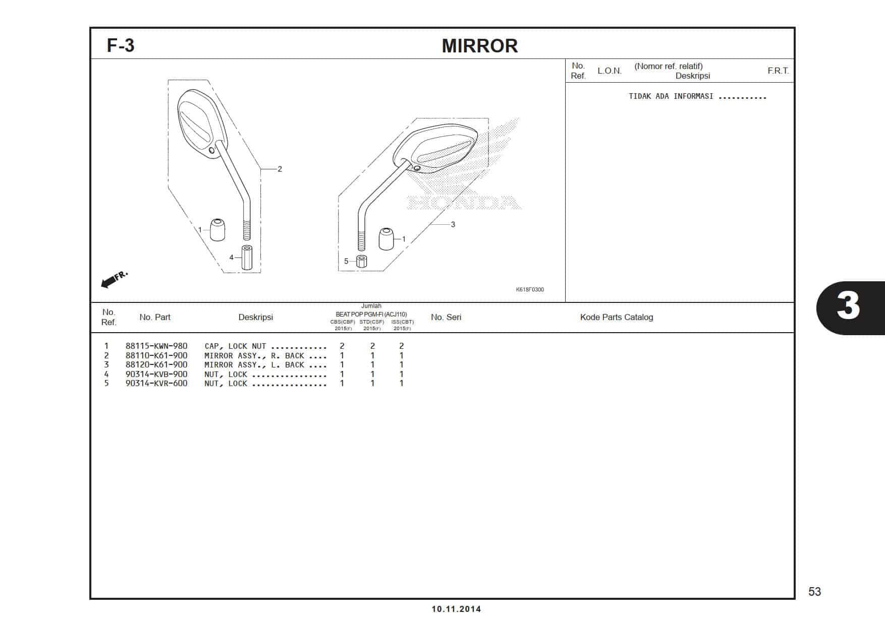 F-3 Mirror