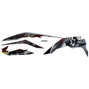 871X0K56N00ZAL Stripe Set L Black