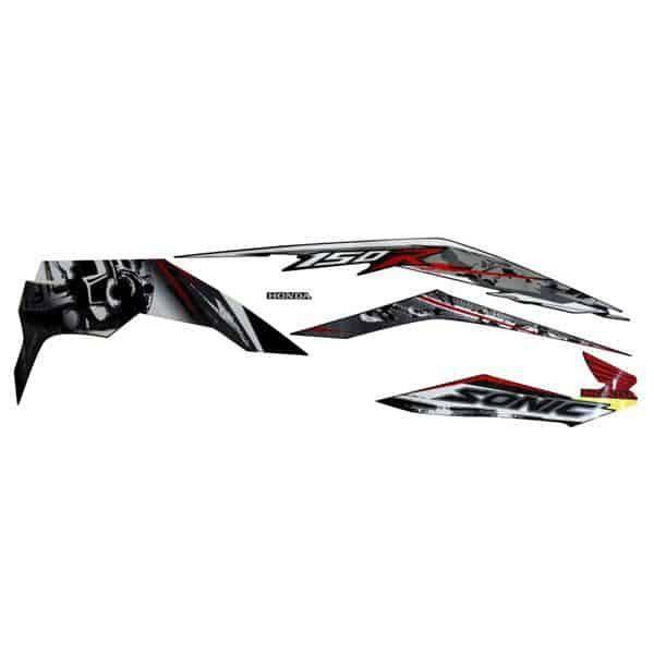 871X0K56N00ZAR Stripe Set R Black